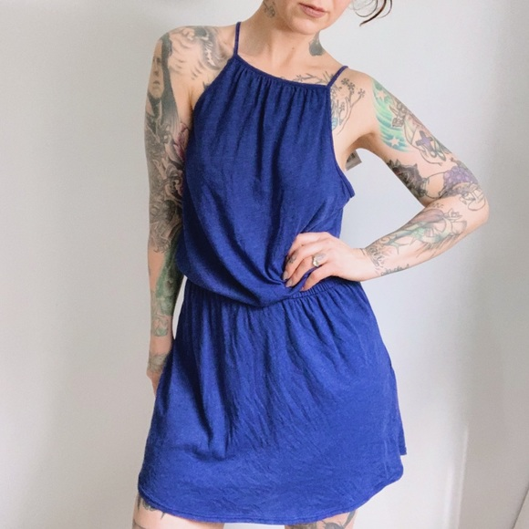 44a57a4ca5 NWT SOFT JOIE Farica Ultramarine Dress